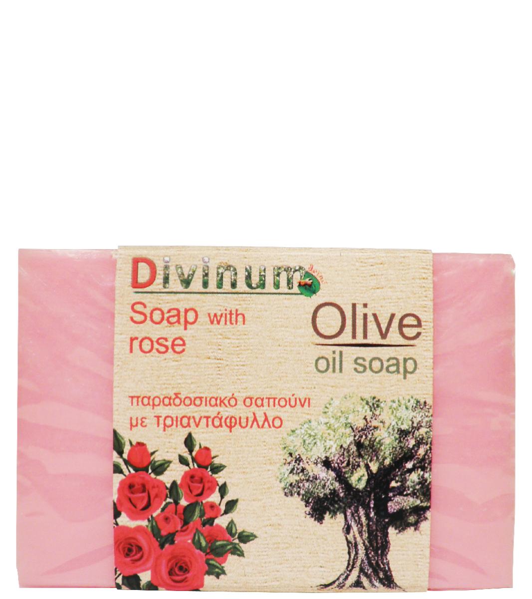 soap-rose